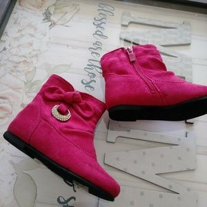 Kids Lucky Top Ankle Booties